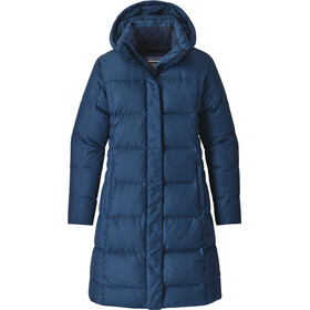 Patagonia Down With It Jacket Women blue